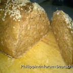 lecker selbst gemachtes Brot